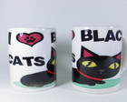 Caneca Black Cat