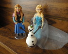 Princesas do filme Frozen