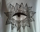 Camiseta Olho Tribal