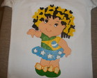 CAMISETA CUSTOMIZADA INFANTIL