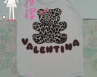 Conjunto Ursa Animal Print