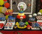 Festa Angry Birds Star Wars - Entregue