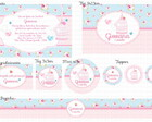 Kit digital Shabby Chic - 1