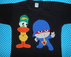 camiseta do pocoyo