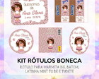 KIT DIGITAL BONECA
