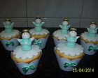 Cup Cake Anjo 3D
