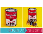 Porta Chaves Campbells