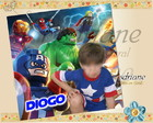 Banner Lego heroes