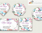 Kit Tags - Etiquetas Com Design Mod111