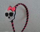 Tiara monster high feltro