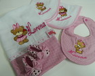 Kit Babinha Baby Fashion