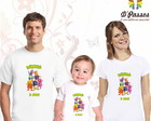 Kit 3 camisetas- Backyardigans 01