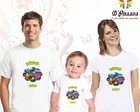 Kit 3 camisetas- Backyardigans 03
