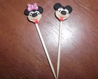 Toppers Minnie ou Mickey
