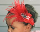 0220 Fascinator Baby The Little Princess