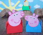 Peppa Pig [kit 15 forminhas]