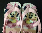 Chinelo Infantil Baby Minnie Baby