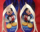 Chinelo Infantil Baby Mickey