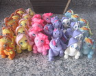 CHAVEIROS MY LITTLE PONY