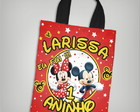 bolsinha mickey e minnie 23x26