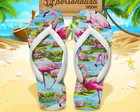 Chinelo Personalizado - Tropical 01