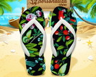 Chinelo Personalizado - Tropical 22