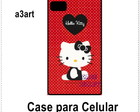 Case Capa Para IPHONE 4/4S e 5S- Helo Ki