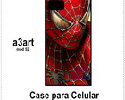 Case Capa Para IPHONE 4/4S e 5 - Herois