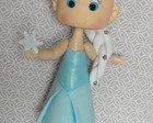 Elsa do filme Frozen 30cm