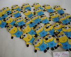 Topper para doces/cupcakes Minions