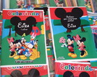 Kit Colorir - Casa do Mickey
