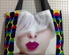 Bolsa grande pop color