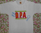 Camiseta D.P.A detetives do prédio azul