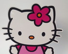 6 Enfeites de Mesa Hello Kitty