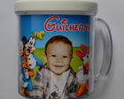 Casa do Mickey | Caneca personalizada