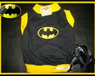 Camiseta pet super heroi
