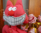Gato Risonho ( Cheshire cat )