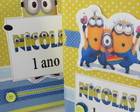 Álbum Fotos Decorado - Minions