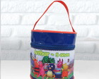 Bolsa Top tema Backyardigans