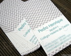 Calling Cards - CHEVRON