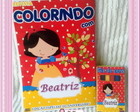 Kit colorir Branca de Neve