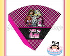 Cone Para Doces Monster High