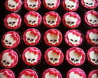 Mini cupcakes Monster High!!