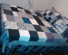 Colcha Patchwork Casal