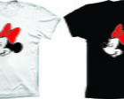 Camisetas Minnie , Mickey Mouse