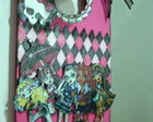 ENFEITE DE PORTA MONSTER HIGH