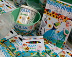 Kit Colorir Pote e Caneca Frozen Fever
