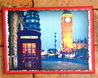 Quadro Vintage London