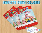 Mini Revista -Colorir Circo