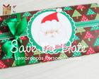 Barra Chocolate Natal - Papai Noel
